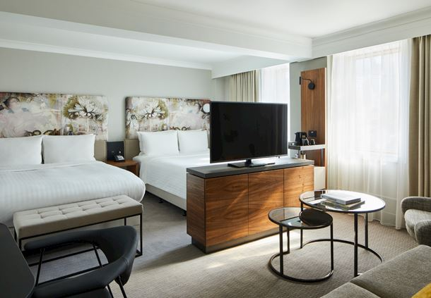 Double/Double Superior Family Guest Room