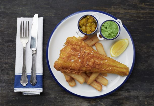 The Pickled Hen - Fish 'n' Chips