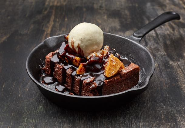 The Pickled Hen - Chocolate Brownie