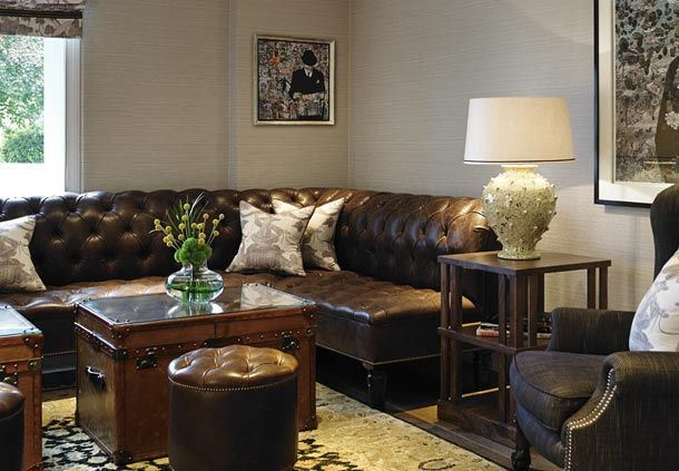 Executive Lounge - Sitting Area