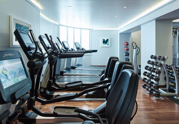 The Club at Park Lane - Fitness Center