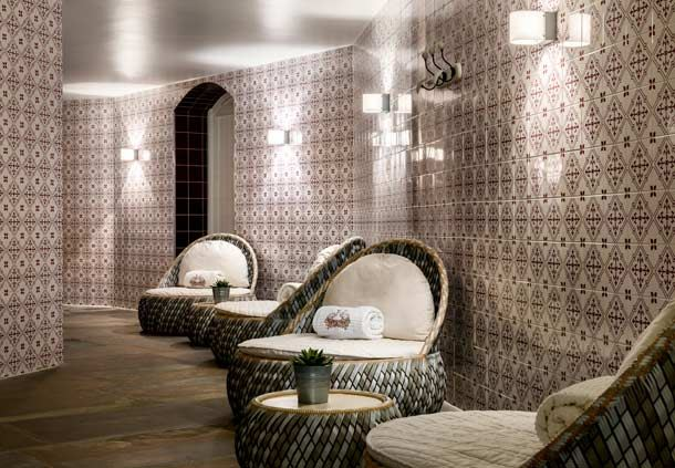 Spa Seating