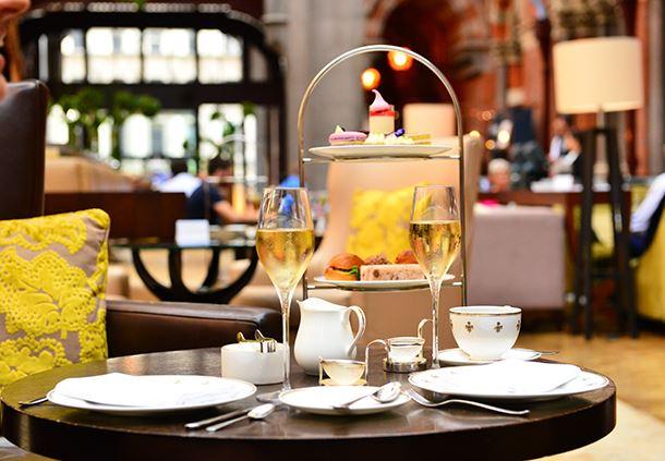 Hansom Lounge Afternoon Tea