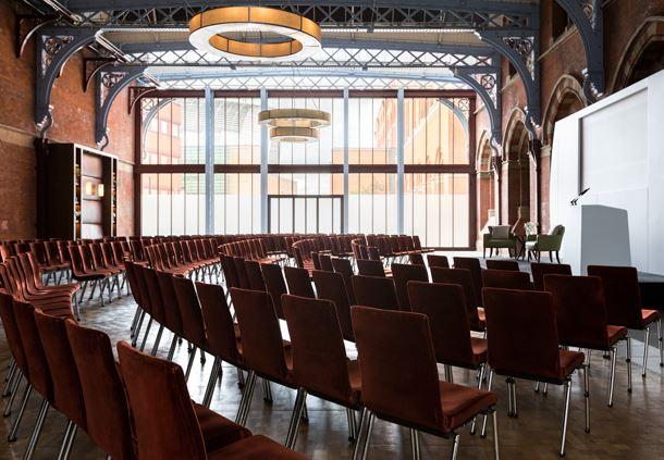 Hansom Hall - Theater Setup