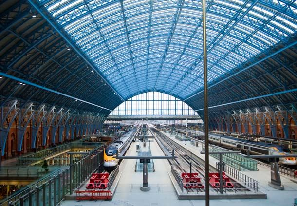 King's Cross St. Pancras