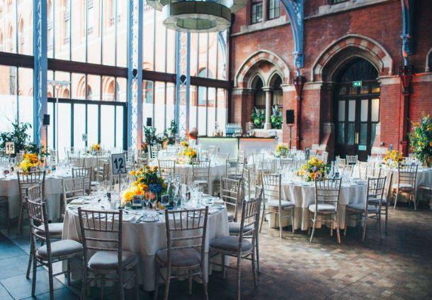Hansom Hall Meeting Room - Wedding Reception