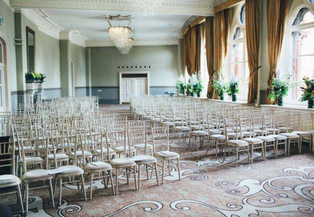 Gallery Meeting Room - Wedding Ceremony