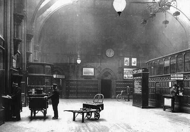 The Old Booking Office