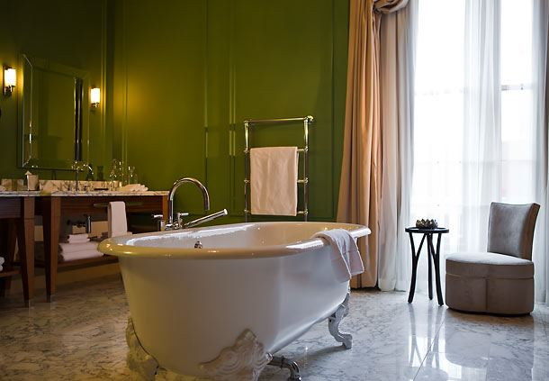 The Royal Suite Bathroom