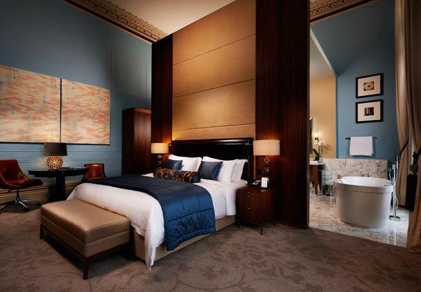 The Haywood Suite Bedroom