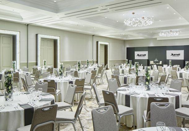 Primrose - Banquet Setup
