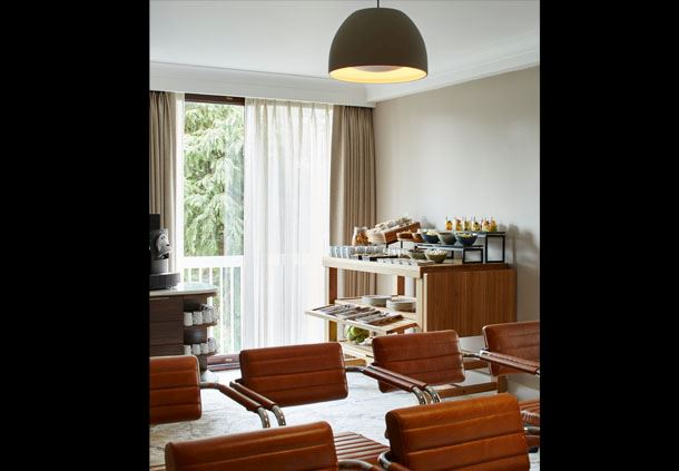 Camden 3 - Boardroom Setup