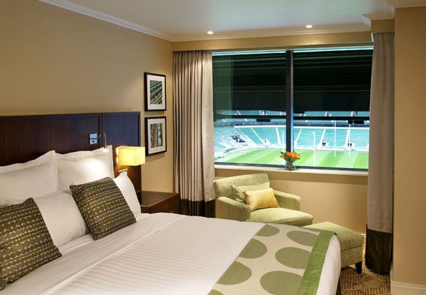 Pitch View Suite