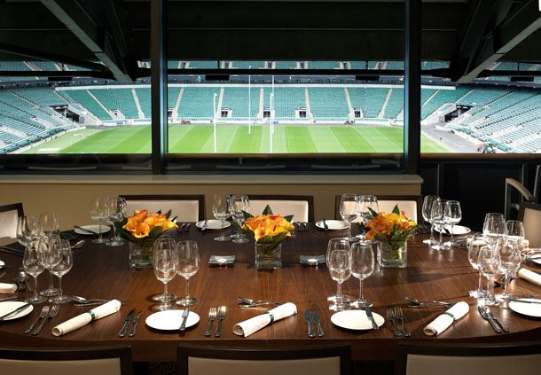Pitch View Dining