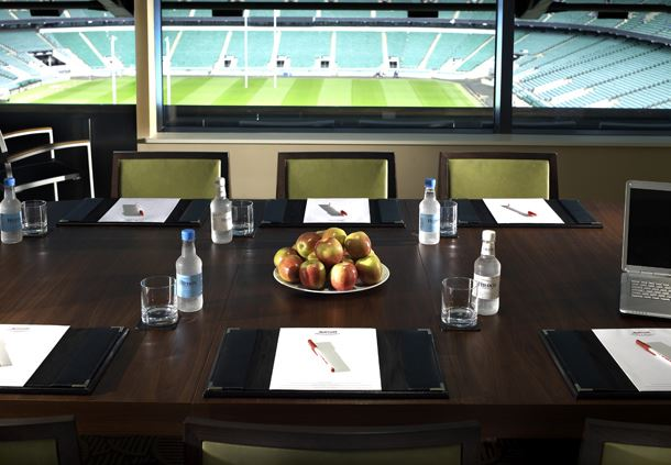 Pitch View Boardroom