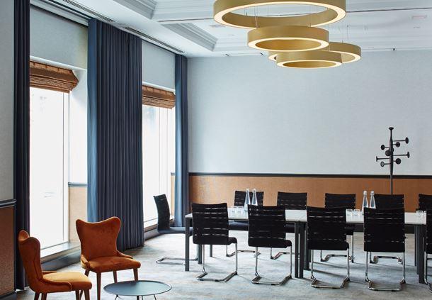 Westbourne 1 & 3 - Boardroom
