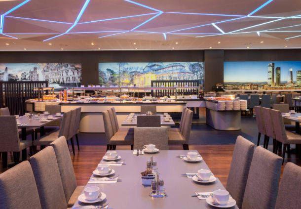 Buffet Madrid - Dining Area