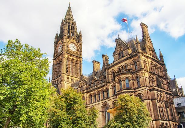 Town Hall Manchester