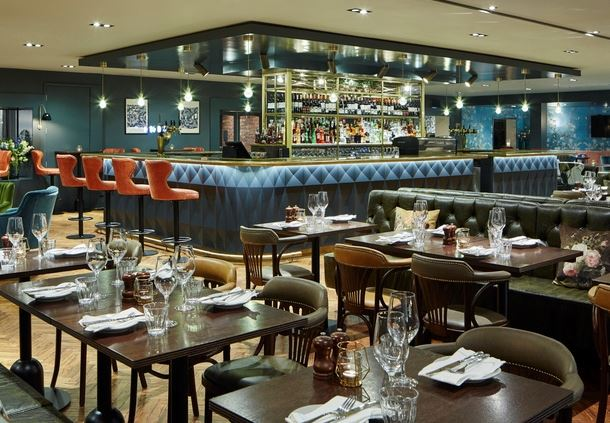 Brasserie Blanc - Bar