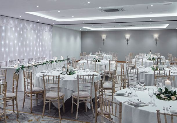 Broxbourne Suite - Wedding Breakfast