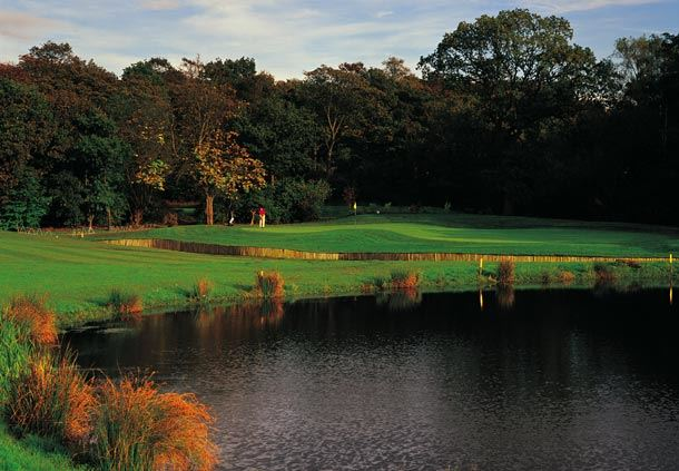 Worsley Park Golf Club - Lake