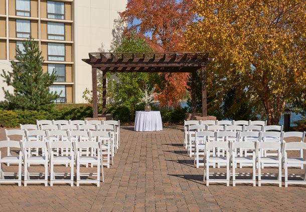 Lakeside Patio - Weddings