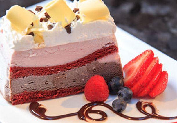Metropolitan KC Dessert - Chocolate Semifreddo