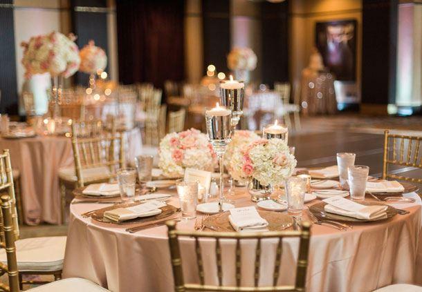 Wedding Reception - Details