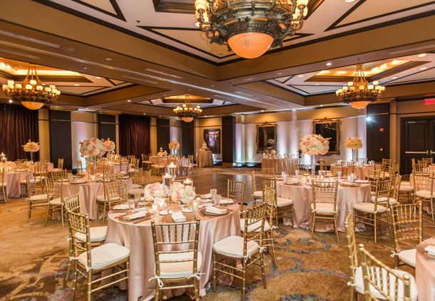 Johann Strauss Ballroom - Wedding Reception