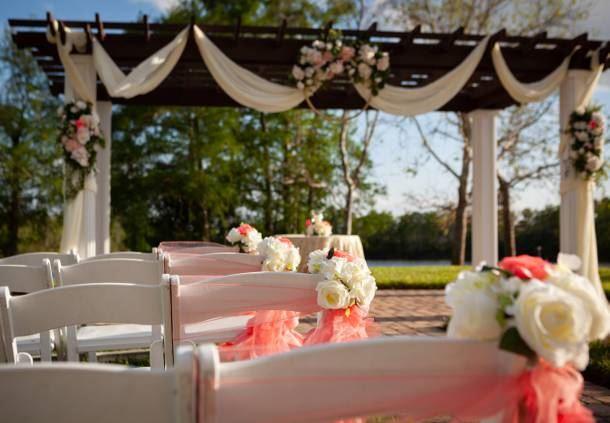 Capri Lawn - Wedding Cermony Details