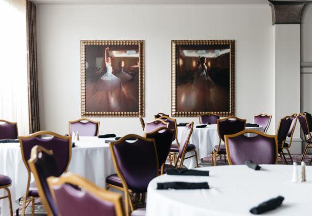 Palace Ballroom - Banquet Setup