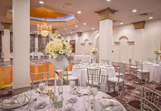 Palace Ballroom - Reception