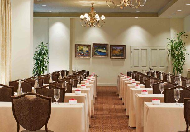Sabal Ballroom, Meeting - Classroom Setup