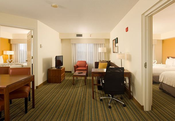 Larger Two-Bedroom Suite