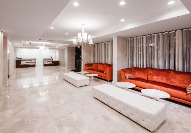DFlats – Dining Area