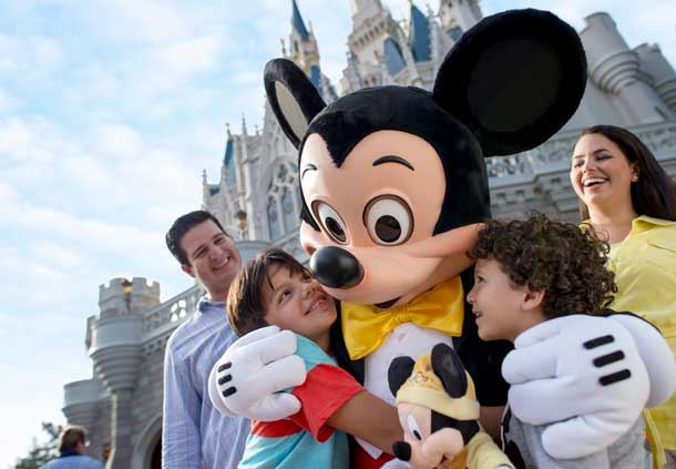 Walt Disney World® - Mickey Mouse