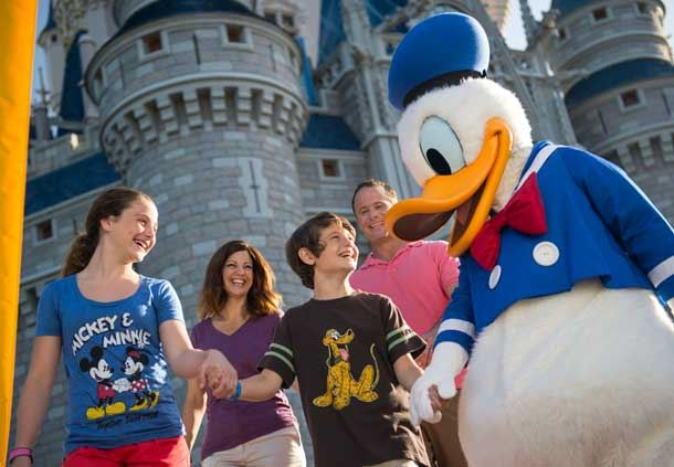 Walt Disney World® - Donald Duck