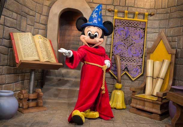 Walt Disney World® - Mickey Mouse
