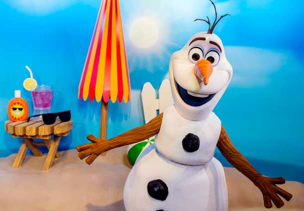 Walt Disney World® - Frozen