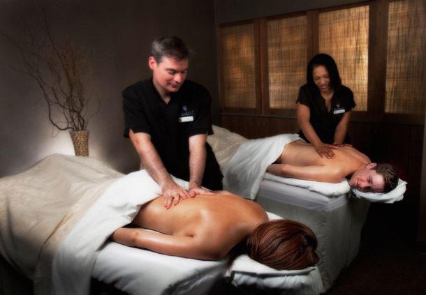 Relâche Spa Couples Massage