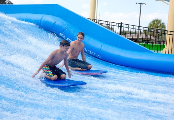 Cypress Springs Water Park - FlowRider