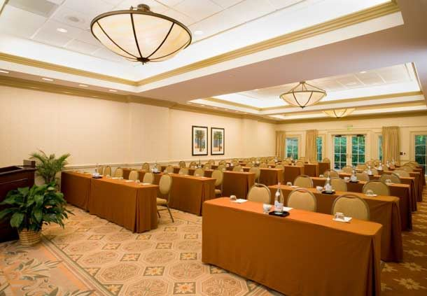 St. George Meeting Rooms