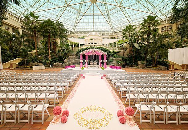 Weddings at Gaylord Palms