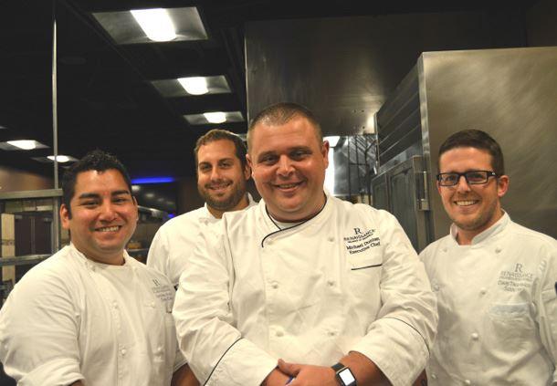The R Kitchen Chefs