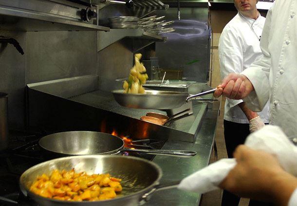 R Kitchen Stove