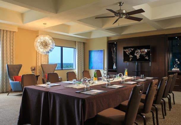 Executive Suite Meeting Breakout