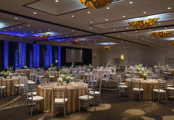 Crystal Ballroom - Social Gala