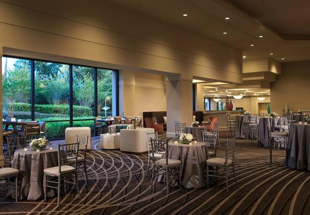 Oceans Ballroom - Pre-Function Setup