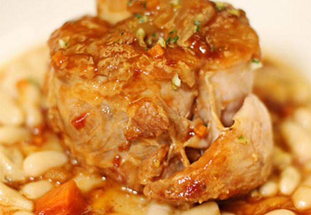 Braised Pork Shank