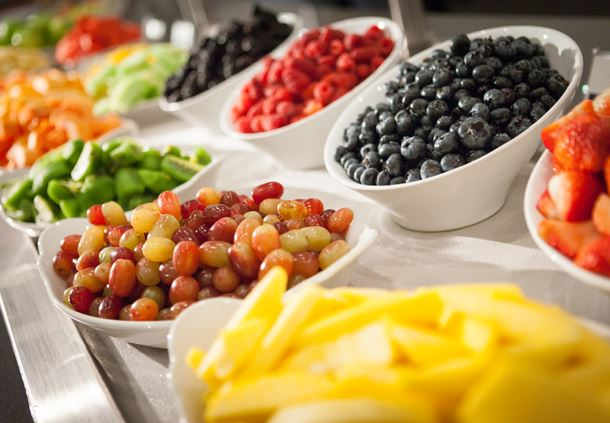 Breakfast Buffet - Fruit